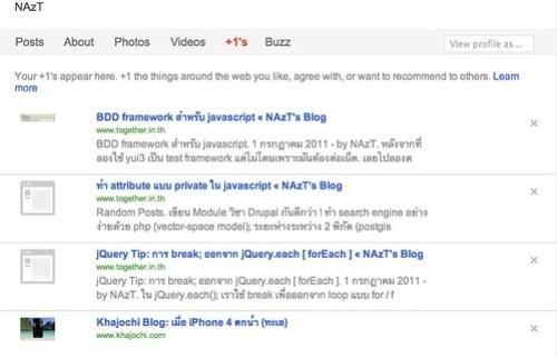 NAzT Weerawan - Google+