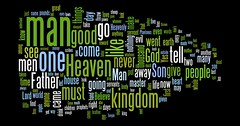 Words in Red Gospel of Matthew (7)