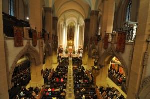 Matineu coral la Biserica Neagră