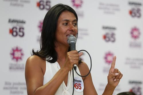 Reunião com lideranças de Conceição Vieira