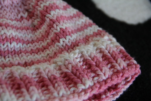 Baby hat for Layla