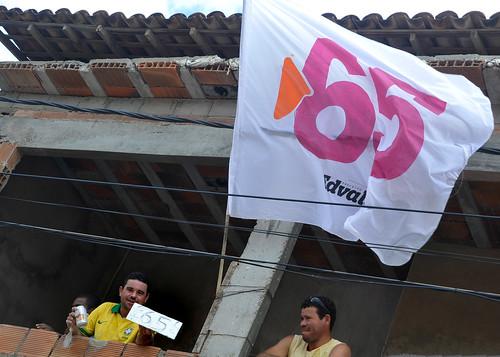 #Caminhada65 no Paraíso do Sul - Santa Maria 16/10