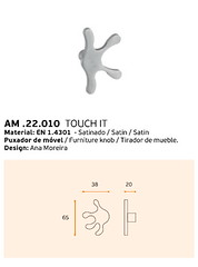AM.22.010 TOUCH IT