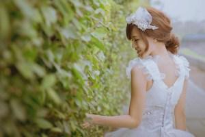 拍拍|JOY人像寫真 婚紗寫真♥.淘寶讓女孩實現了穿白紗的夢想!!