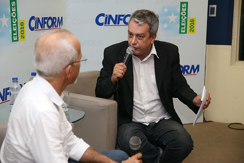 Entrevista no Cinform