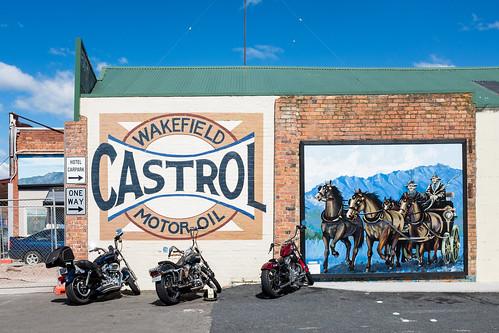 Sheffield - town of murals
