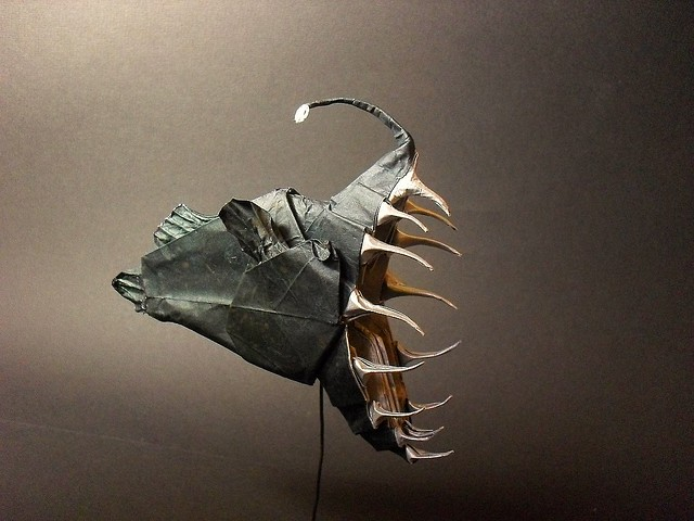 Blackdevil Angler Fish
