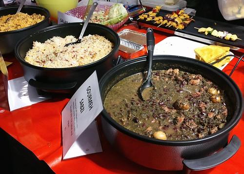 Gourmeh Sabzi: Persian herb stew   Travel   East London Street Food Tour
