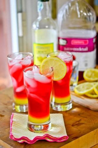 Cranberry-Limoncello Cocktails-6