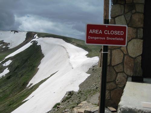 Rocky Mountain National Park, July 2009