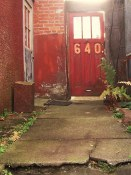 Strathcona Door