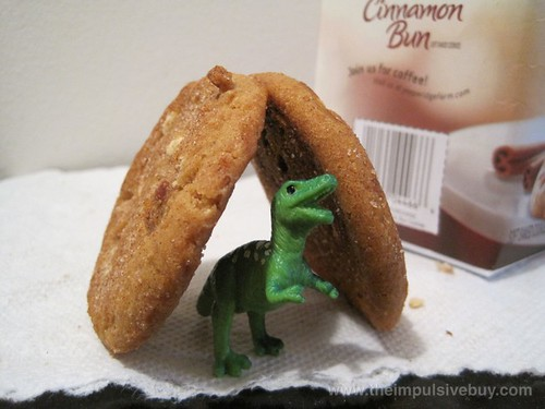 Pepperidge Farm Coffee Shop Cinnamon Bun Cookies A utopian abode made of cookies