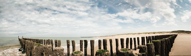 Strand Panorama