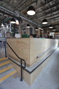 Retail and growler fill entrance | Main Street Brewing