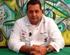 Chef de cozinha Sandro Mota