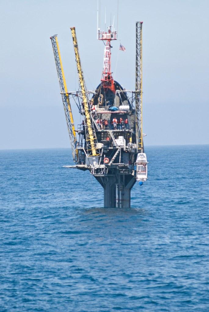 FLIP at sea
