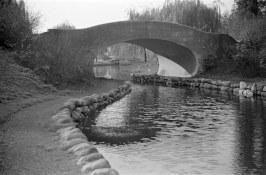 Bridge near Lost Lagoon, 1937 copy