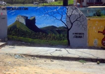 Mural - Morro do Camelo