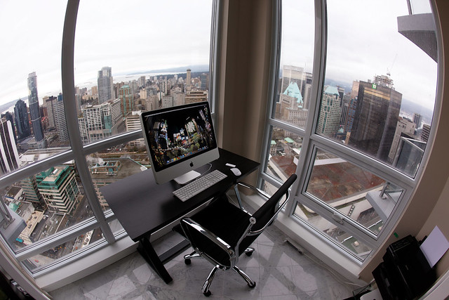 5574649746 6d2fc9a1a0 z 26 Extraordinary & Inspiring Office Views