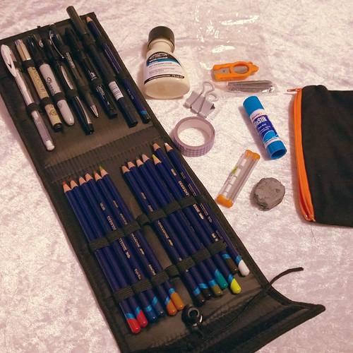 Travel Sketch Kit