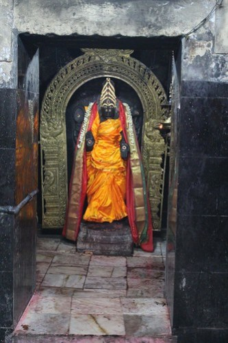 Main shrine - Ambal
