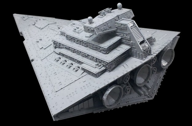 Imperial Star Destroyer Chimaera