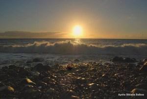 Shambala al caer el sol - Aysha Bibiana Balboa
