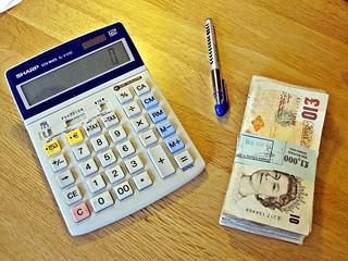 你有多少錢可以理財?記帳的重要性!