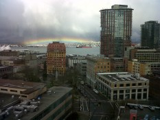 Reader LV Downtown Cambie St Vancouver BC 2:20pm