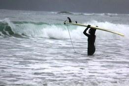 Surf, MacKenzie Beach