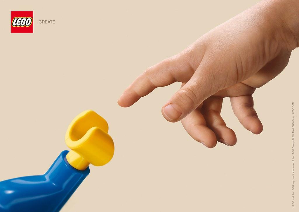 Lego Sweden - Chapelle Sixtine