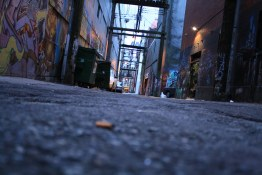 DTES Alley summer evening Photo by Michelle Sproule