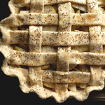 Anise Pear Pie