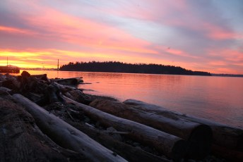 West Vancouver | Winter Sunrise