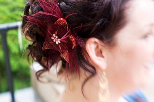 Erin's Hair piece