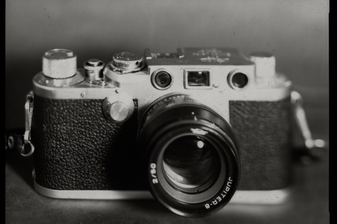 J-8, one of those lenses with many unmeasurable qualities just at home on a Leica III