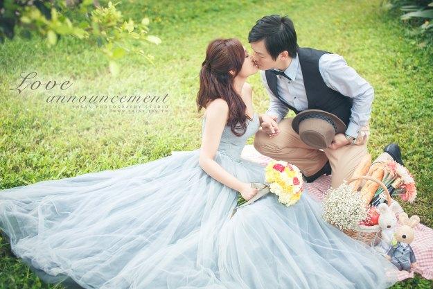 自助婚紗 寫真攝影服務說明