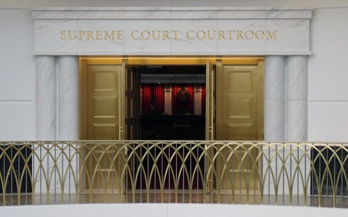 Colorado Supreme Court Courtroom