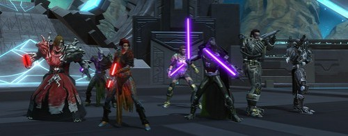 Star Wars The Old Republic: Multijugador de Rol de Star Wars