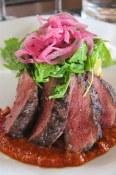 Steak at Miradoro