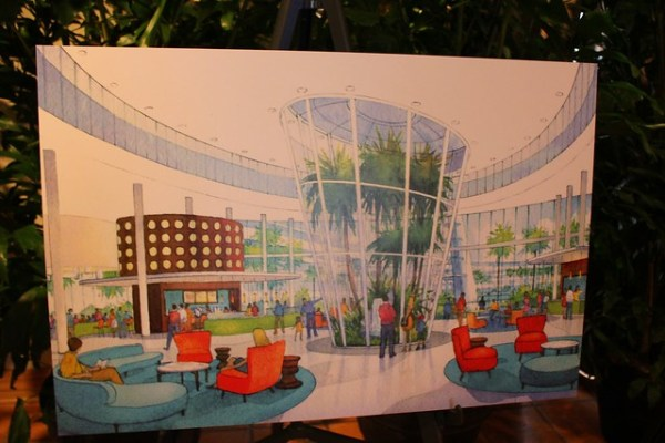 Cabana Bay Beach Resort preview at Universal Orlando