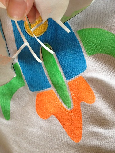 how to use the tulip soft fabric paints