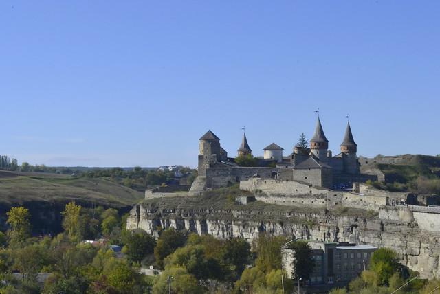 Ukrainian Castles_Kamianets-Podilskyi Fortress