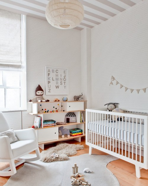 Inspiration for Parents To Be: Neutral Nursery