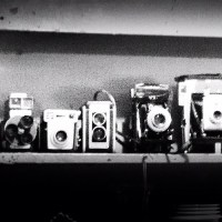 Vintage Cameras Are Cool