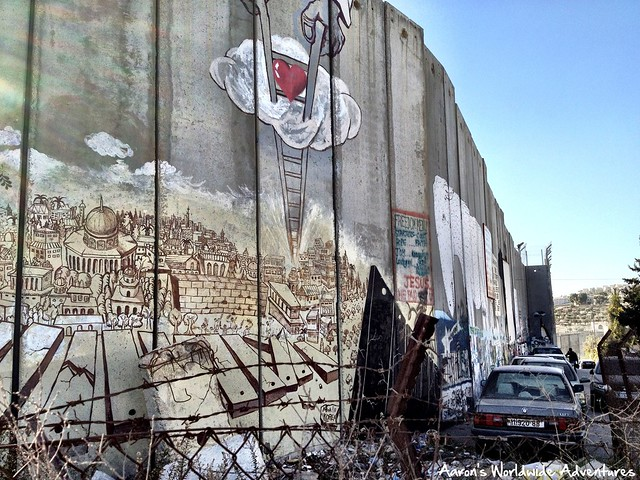 Bethlehem Security Wall
