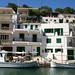 Habitations de pêcheurs, port de Cala Figuera