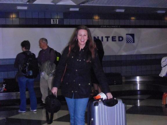 O'Hare Arrival