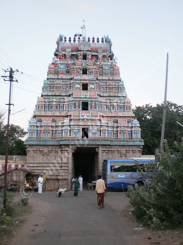 Vanchinathaswamy temple, Srivanchiyam