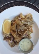 Fried Oyster Mushrooms | The Arbor